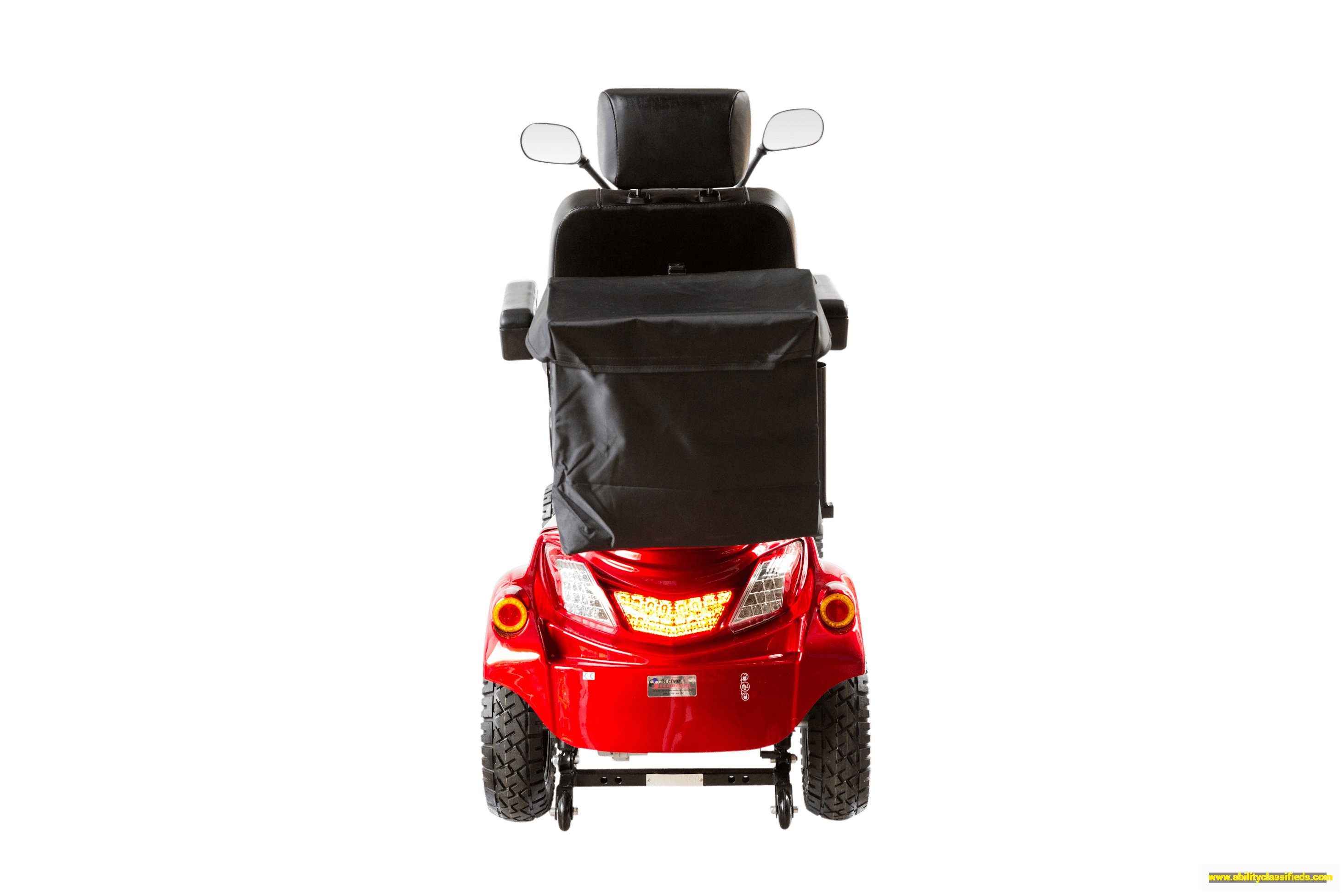 Deluxe Mobility Scooter – Model A90