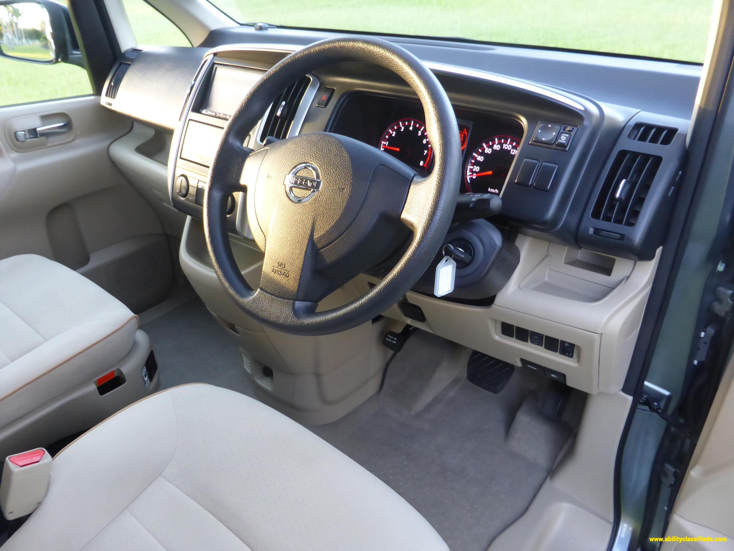 2010 Nissan Serena