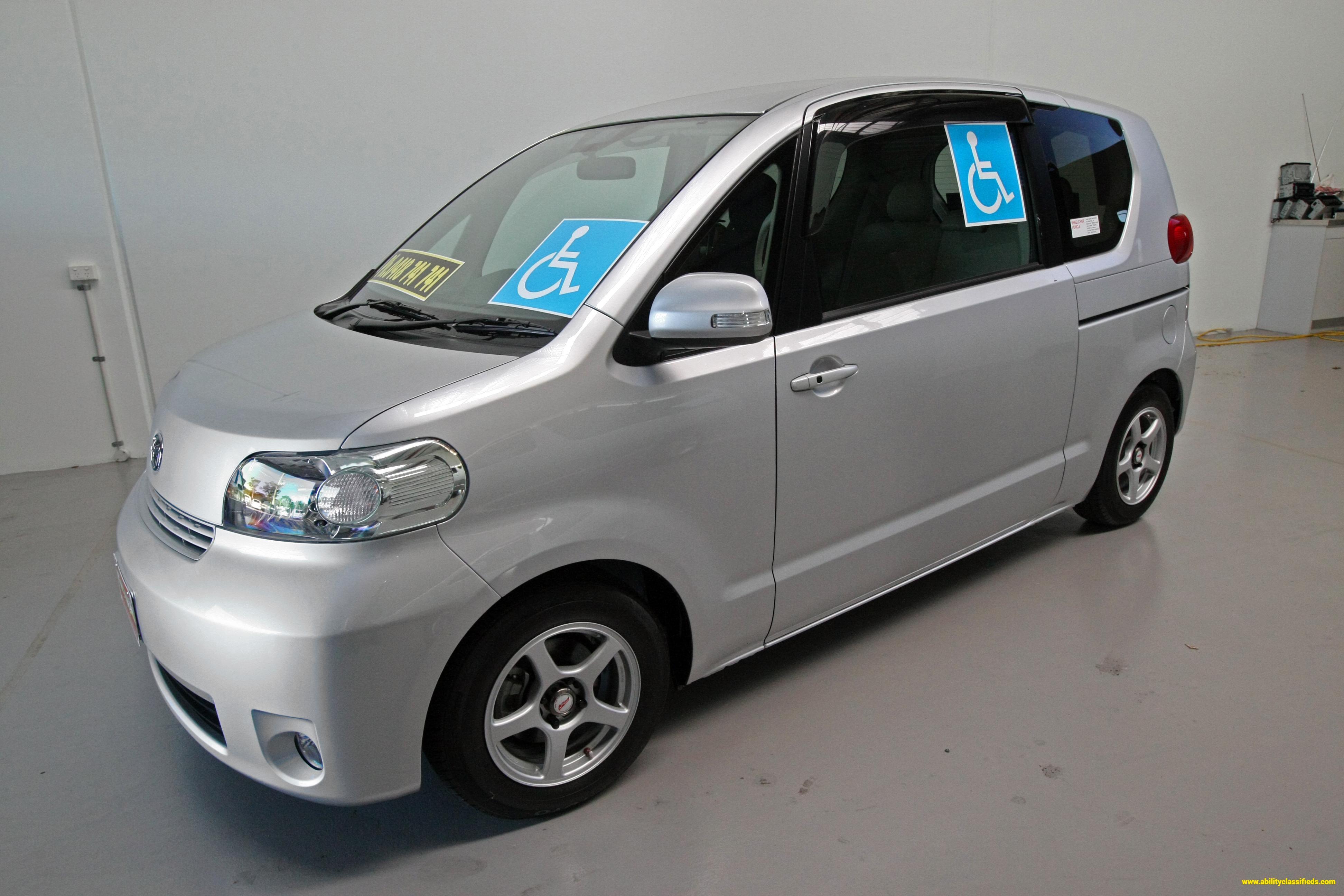 2009 Toyota Porte