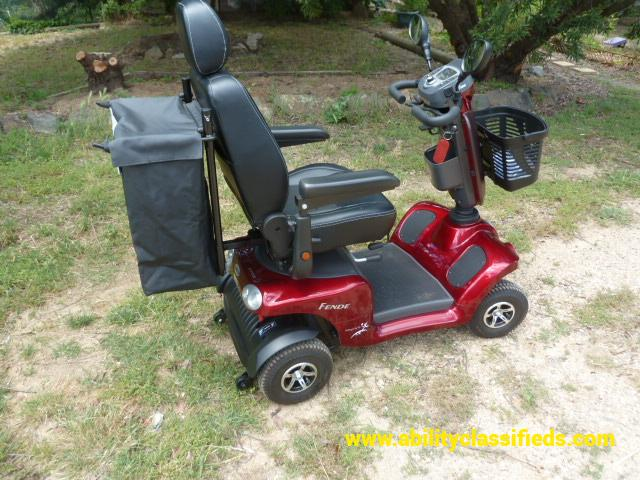 Mobility Scooter - AS NEW