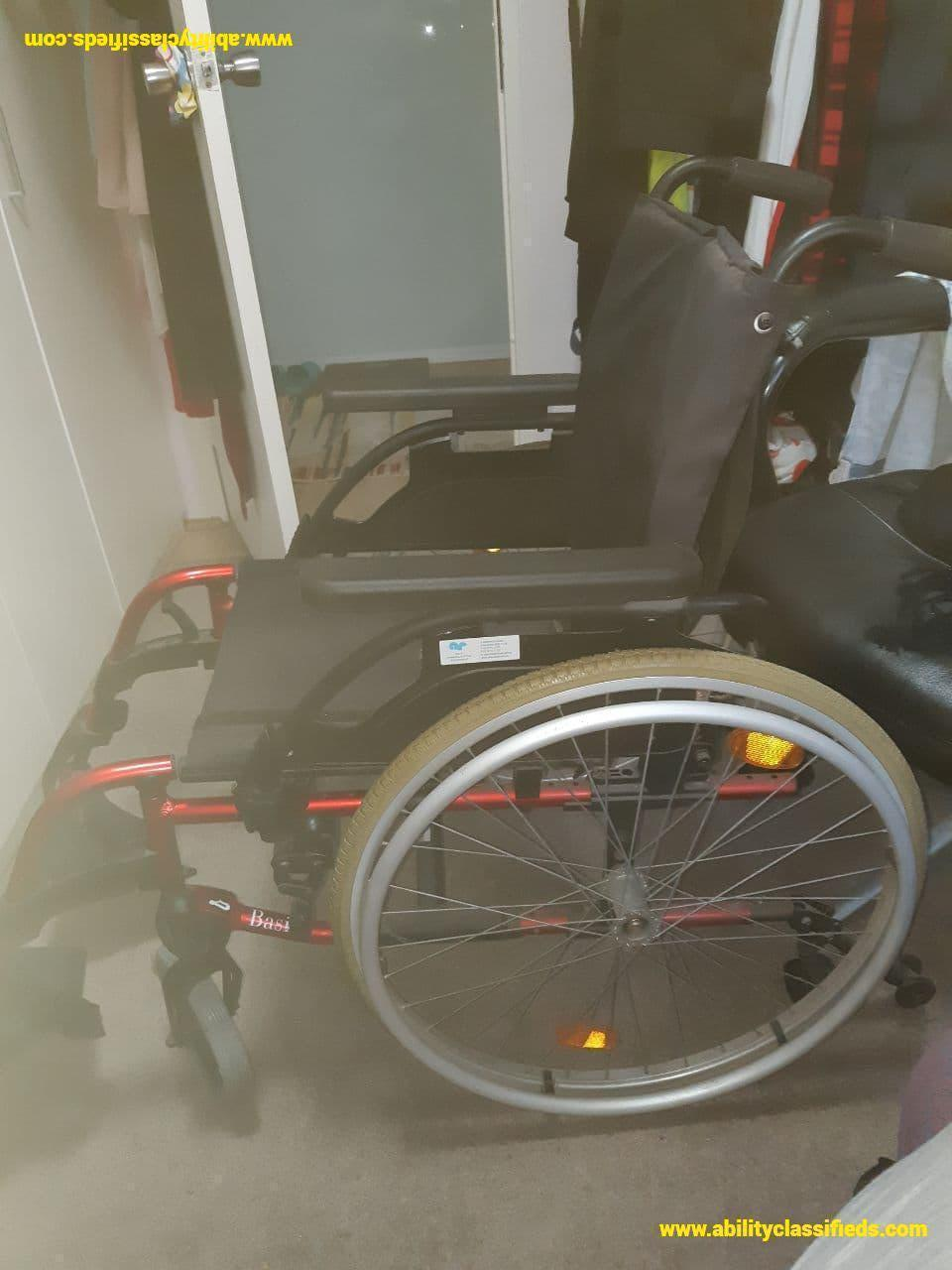 Wheel Chair - Breezy