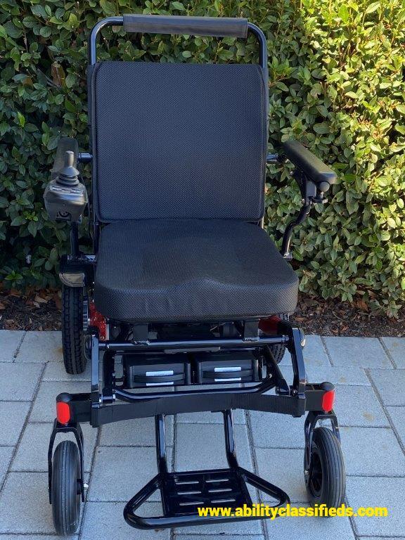 Leitner Folding Electrical Wheel Chair