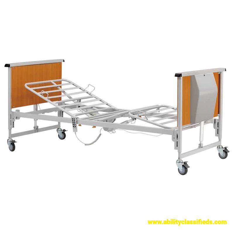 Peak Sigma Foldable Electric Home Care Single Bed