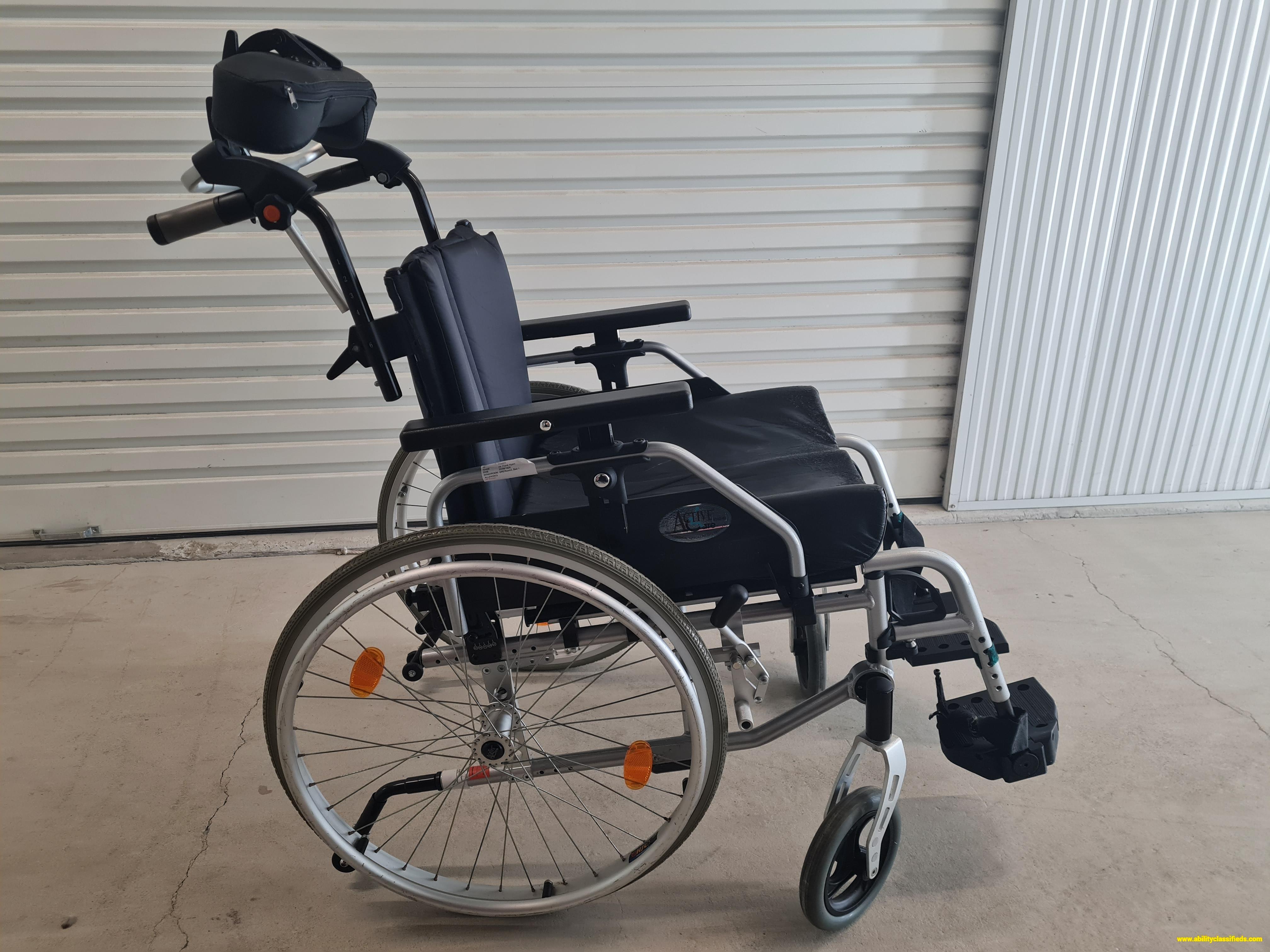 Active Medical Sovereign Wheelchair