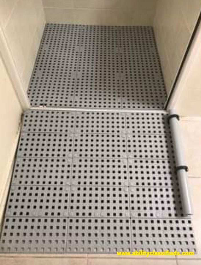 Shower Ramp