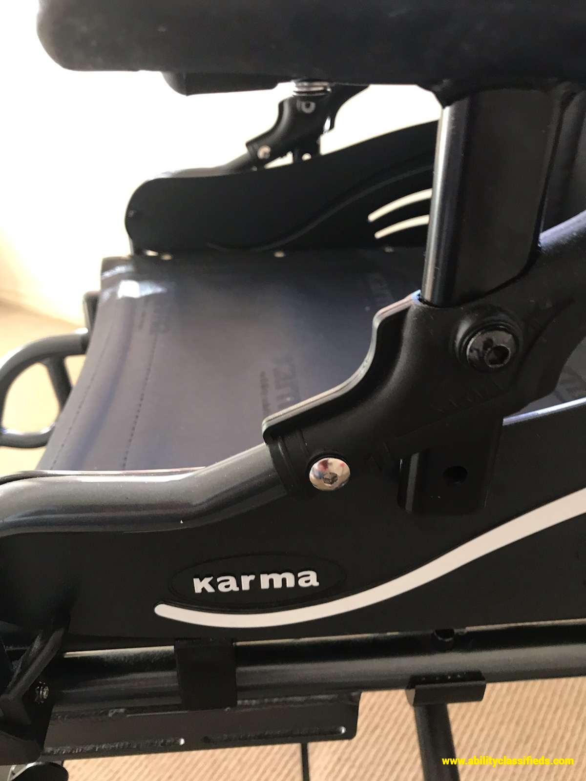 Transporter wheel chair