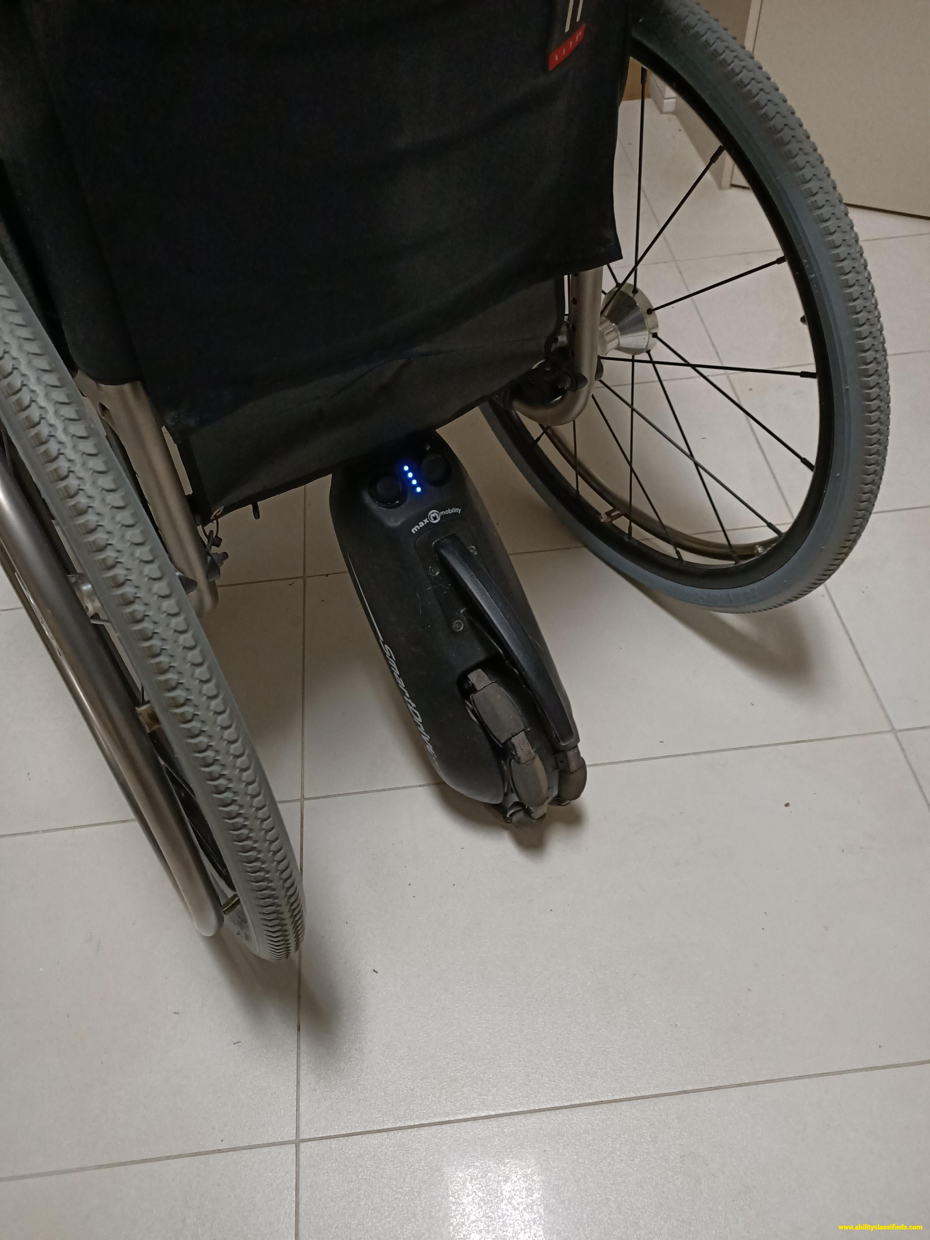 SmartDrive for wheelchair