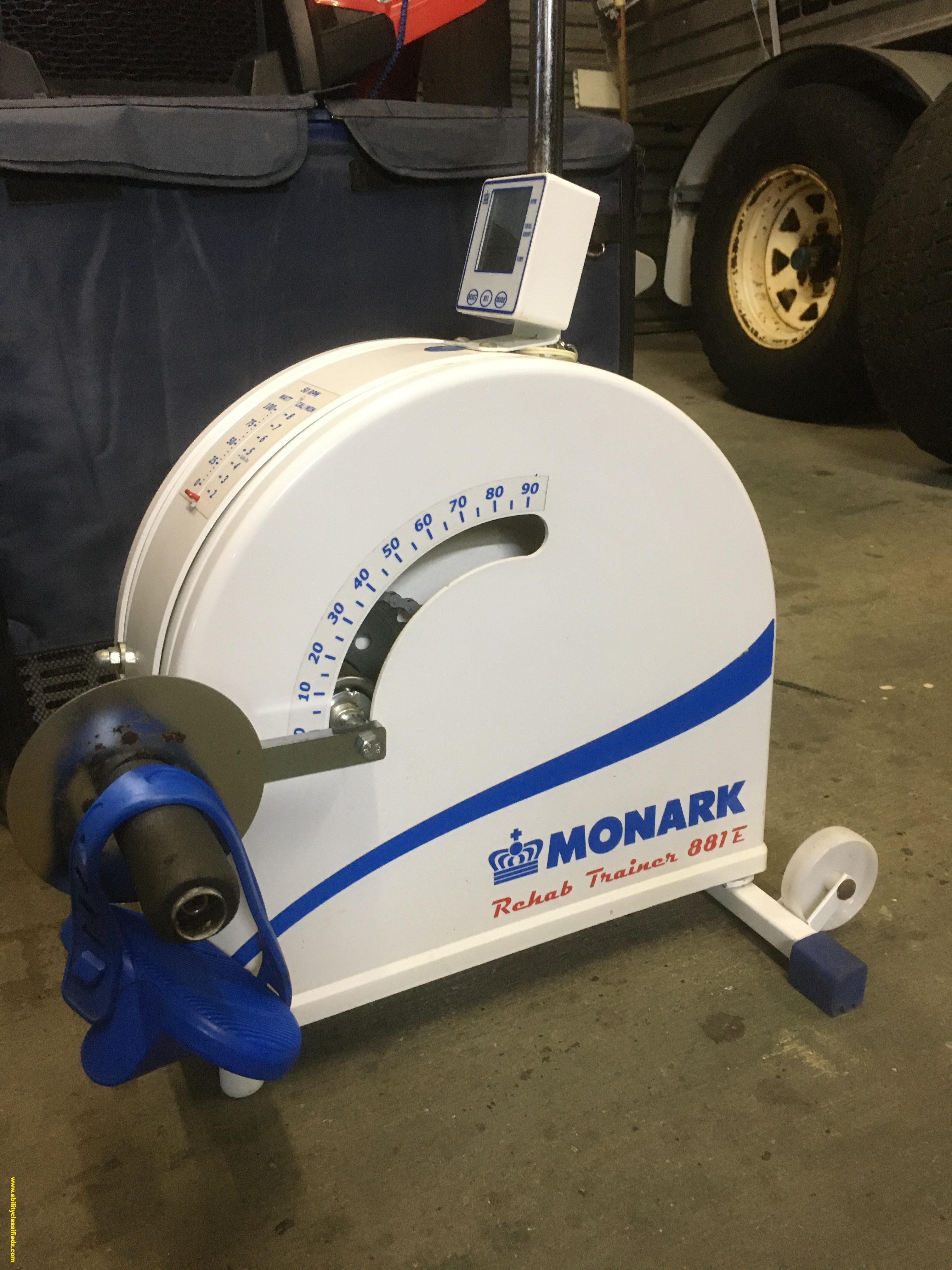 Monark Rehabilitation Trainer
