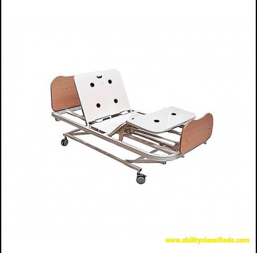 Walmsley (Deutscher) Mobility Bed with Pressure Mattress