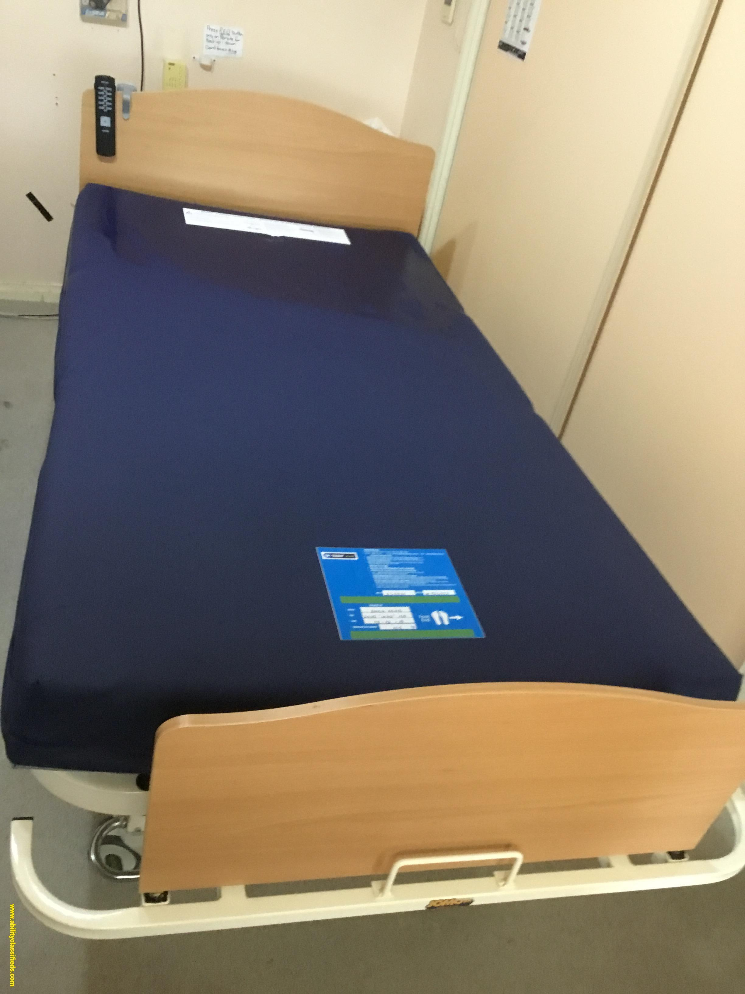 King Single Electric Bed