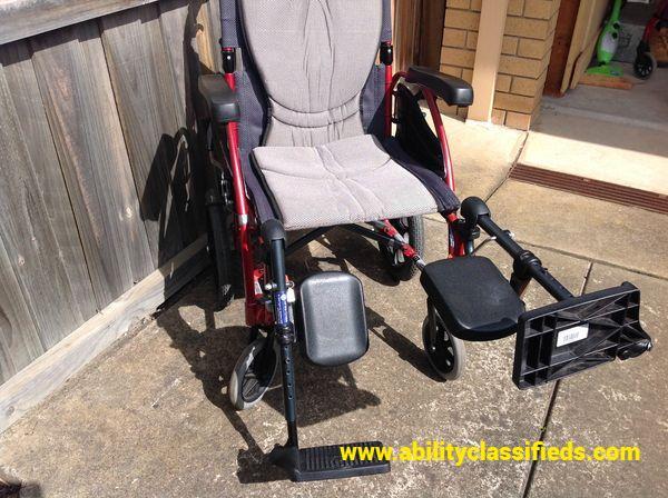 Karma S-Ergo 100 Manual Wheelchair