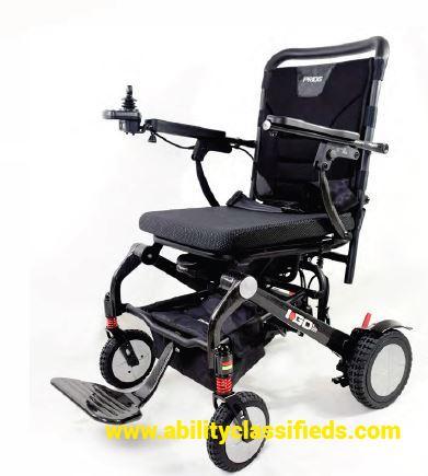 iGO Carbon Fibre Power Wheel Chair Foldable