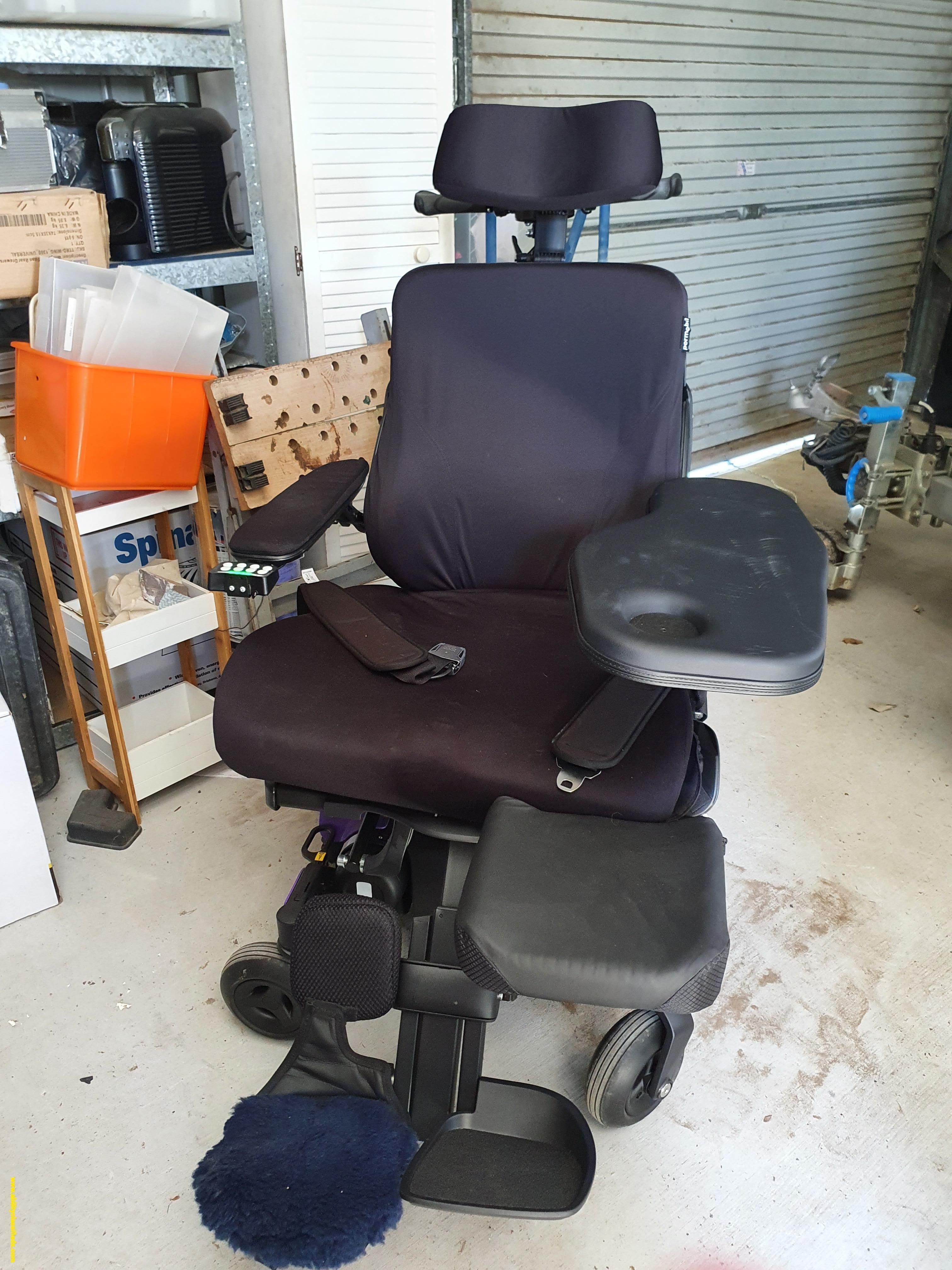 NEW M3 Corpus Permobil Power Wheelchair