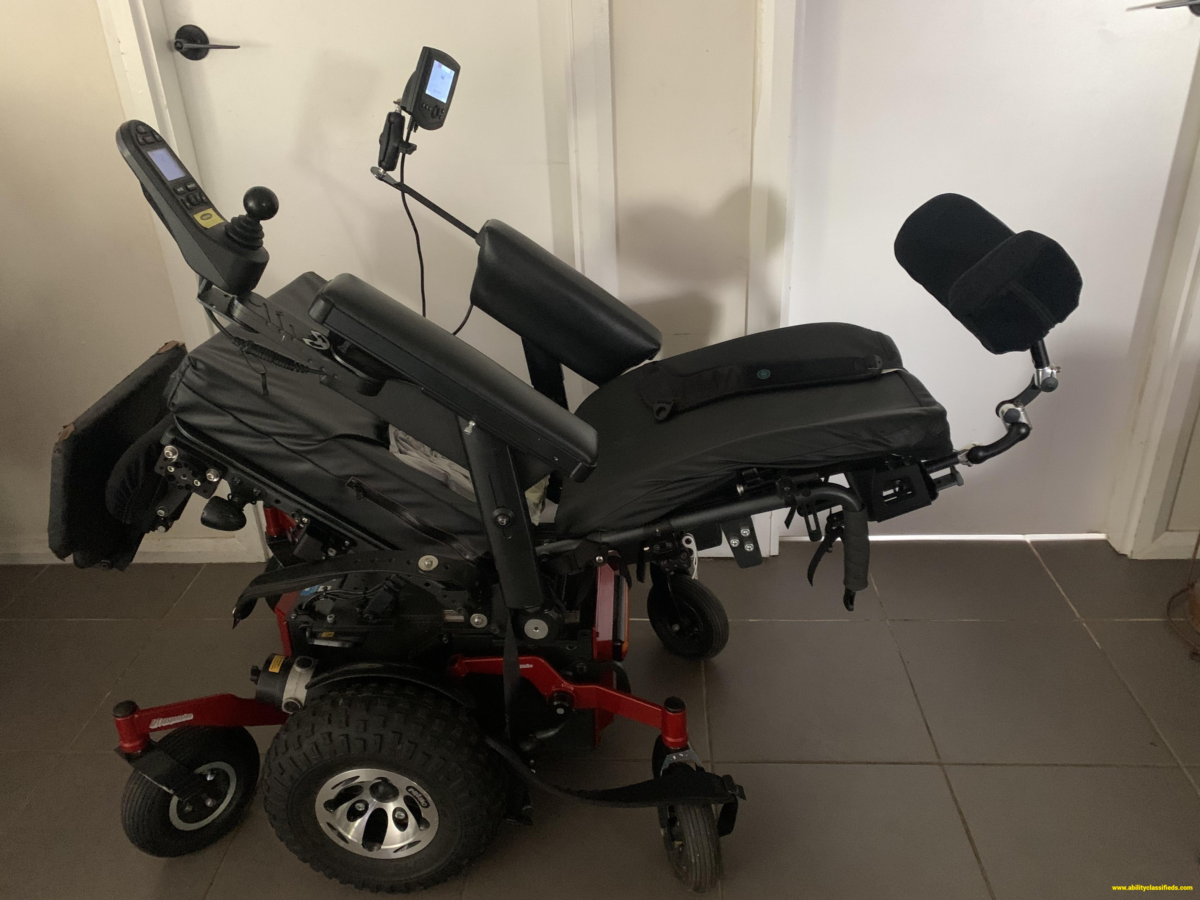 Centro XT Power Chair