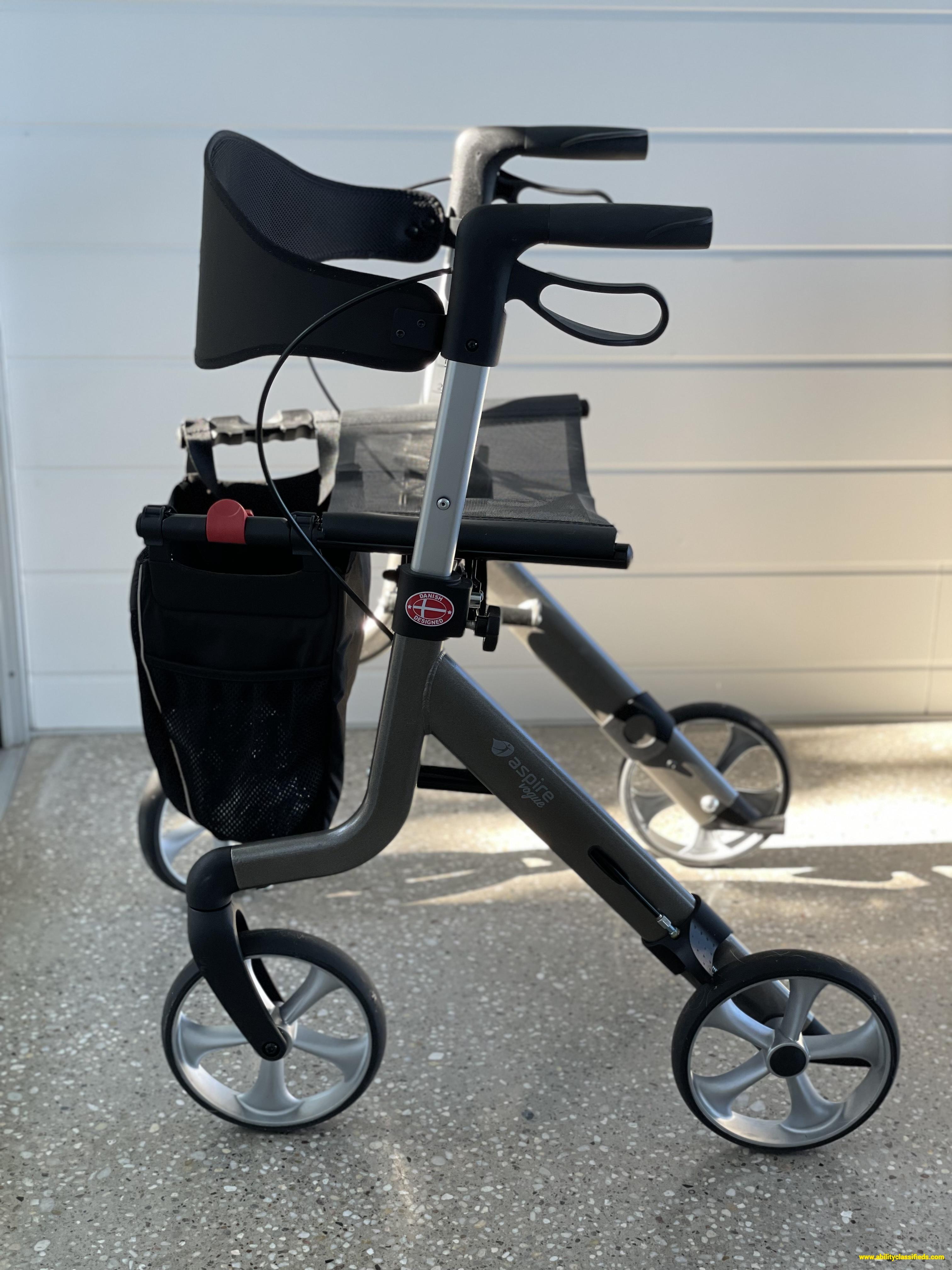 Aspire Vogue Mobility Walker