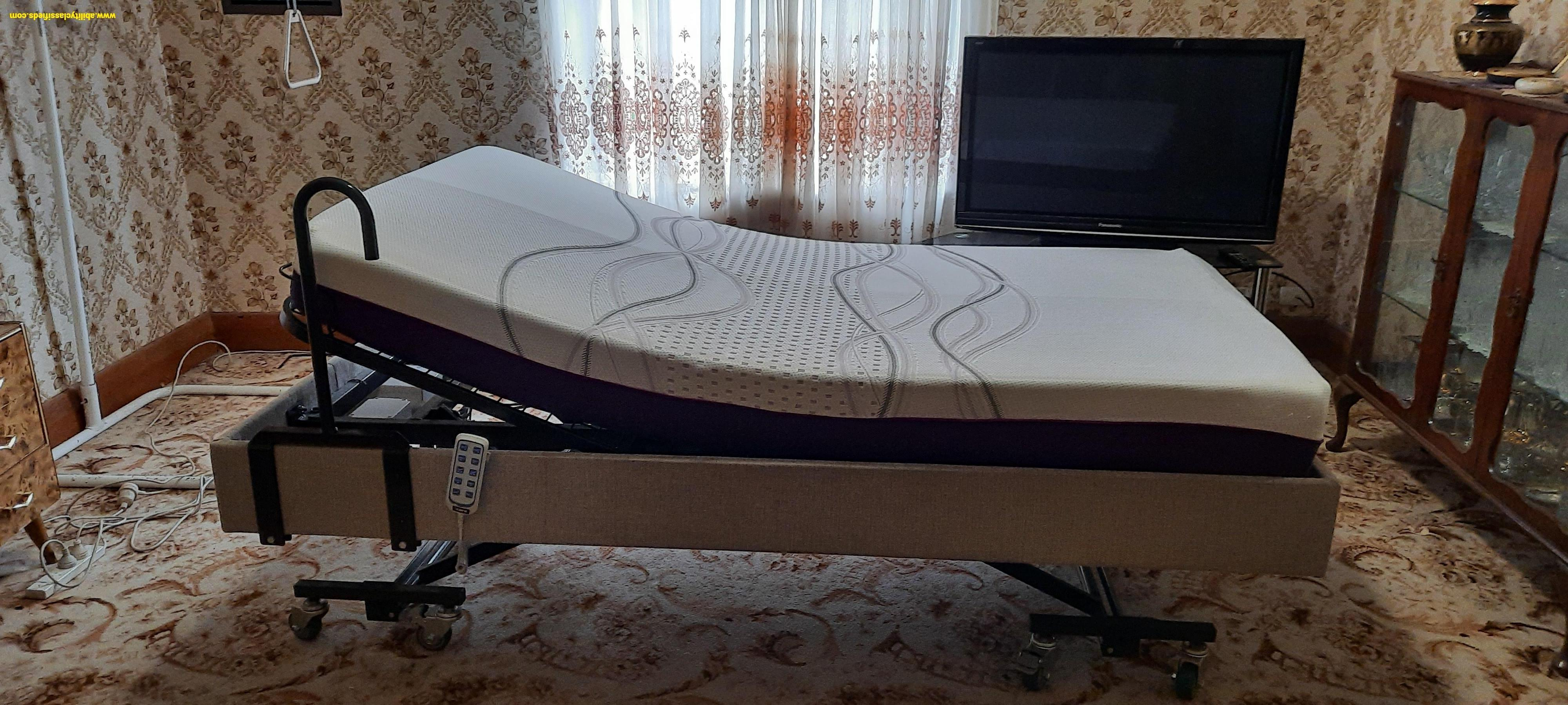 I-Care IC333 King Single Size Homecare Electric Bed